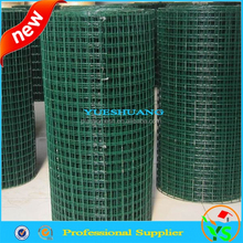 "pvc coated wire mesh/Kawat loket pvc 1/ 2 "" x 0, 9mtr x 10m x 4kg to indonesia"