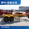 Terminal Chassis Semi Trailer For Container