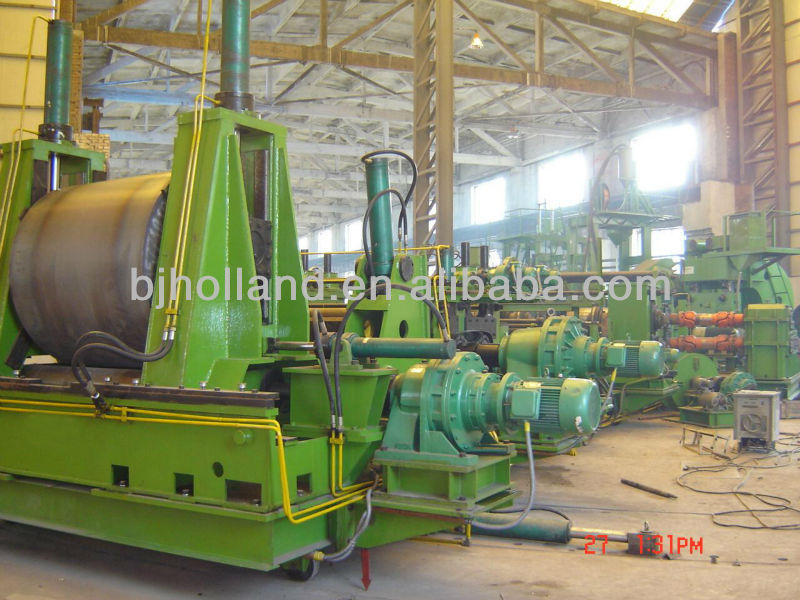 SSAW Pipe Prodction line