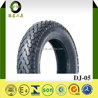 3.50-10 Good Quality Tubeless Motorcycle tyre