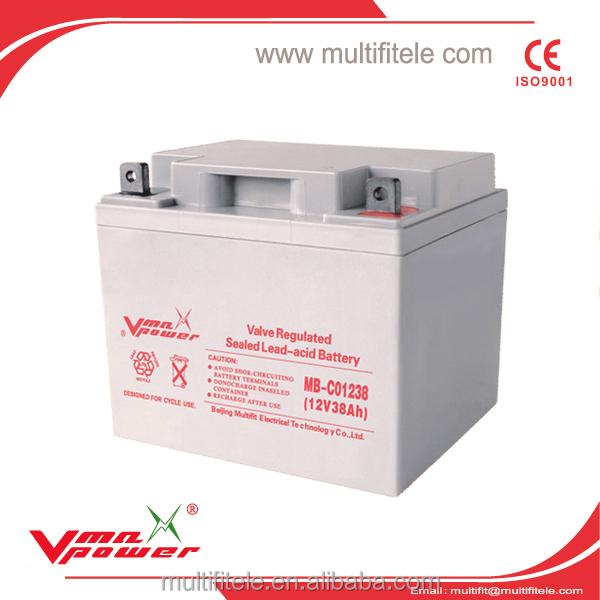 Vmaxpower GEL Solar Battery 12V 50 Ah