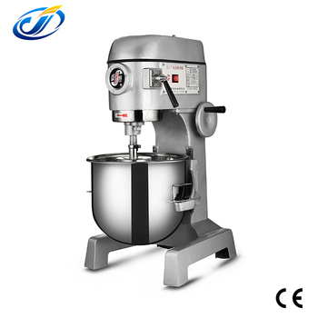 B20 F Capacity 20L Planetary Mixer Industrial Kitchen Equipment Bakery  Mixing Machine