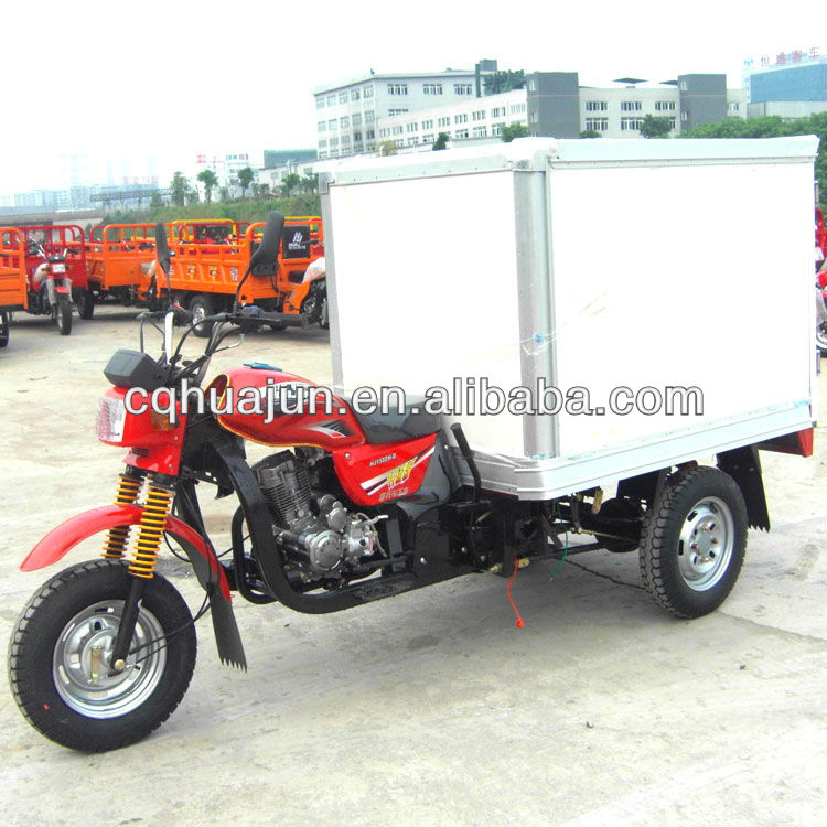 HUJU 200cc 250cc 300cc motor scooter / tuk / engine three wheeler for sale