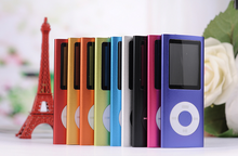 TF Card 7 Colors can Choose mp3 player with display screen mixer usb mp3 player