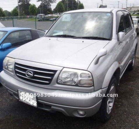 Suzuki Escudo Vitara Nomade Japanese Used Car best used car