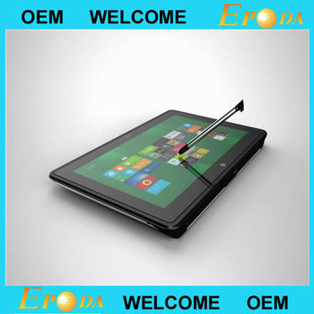 11.6inch Touch scren tablet pc Windows tablet pc laptop