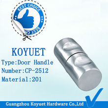 High Quality KOYUET Public Toilet Partition Cubicle Stainless Steel Shower Door Handle