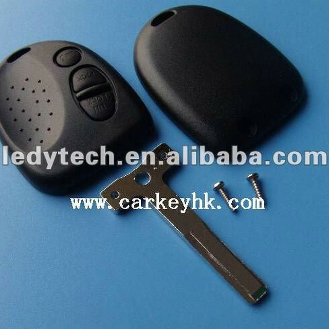 New product Cheverolet Holden remote key shell,key blank, car key covers,