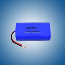 12 Volt Rechargeable Lithium ion Battery Pack 18650 3S2P 4200mAh Li-ion Battery Packs