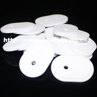 High temperature resistance high purity insulating thin 99% alumina ceramic shim