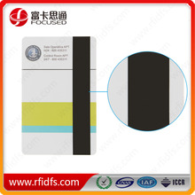 MIFARE Ultralight C RFID Access Control Smart Magnetic Strip Card