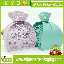 Produce Boxes Wholesale new design bird cage favor box