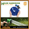 colored garden hoses roll up