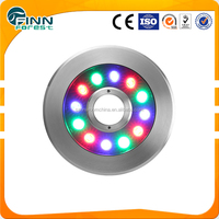 Submersible Led Underwater Fountain Ring Light for Fountain Light System