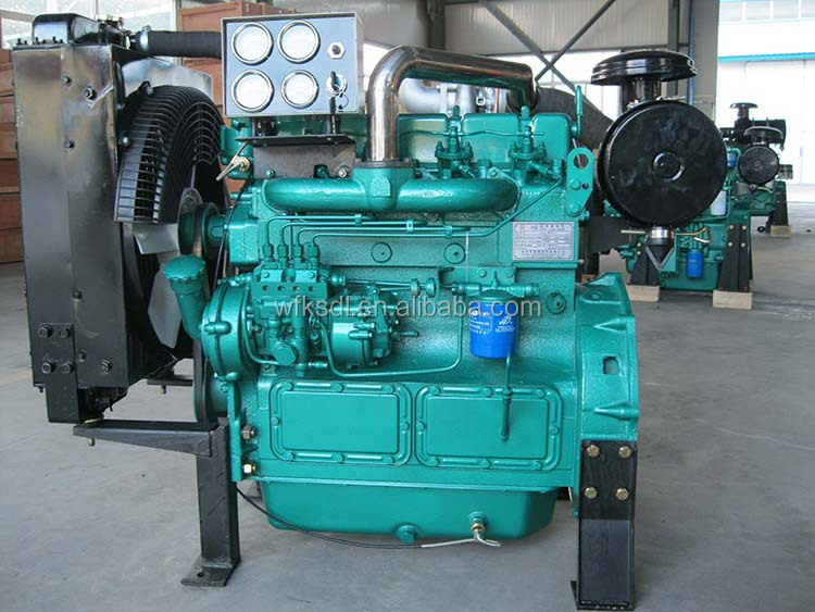 top sale water cooled 4 stroke 4 cylinder 495 diesel engine