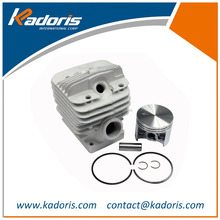 High quality chainsaw parts cylinder and piston MS660 for Stihl