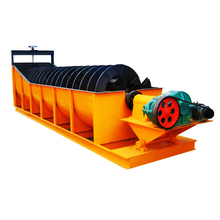 mineral processing machine gold sand spiral classifier for sale
