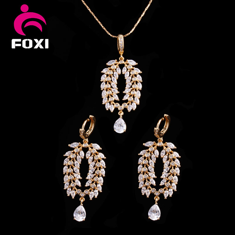 Pure Gold and Silver Plated Cheap Hot Wedding Jewellery Designs