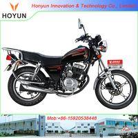Suzuki made in Guangzhou Haojue New Version GN125 HJ125-8F motorcycles