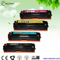 Compatible color toner cartridge 540 for hp 540