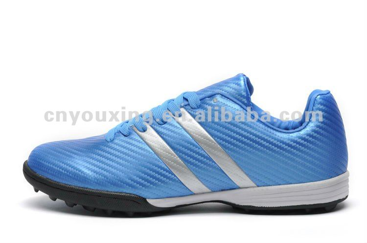 2014 New design soccer shoes, indoor football shoes, mesn's sports shoes