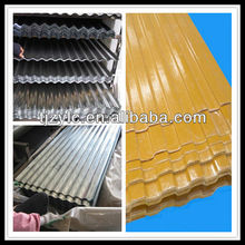Galvanized Metal Roof Tiles with Various Colors