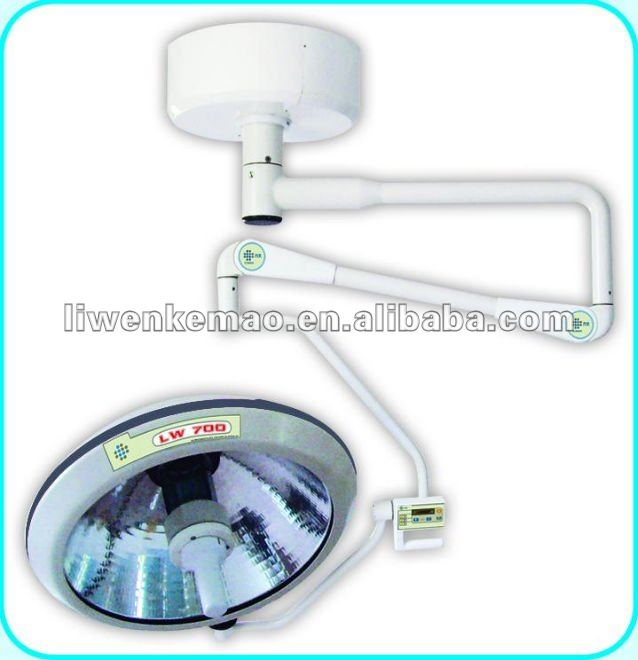 2012 new product LW700 Dermatology Surgical operating room light hospital operating room light