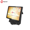 Fanless Cooling System 2 Touch POS System High Performance CPU Easy to Operation