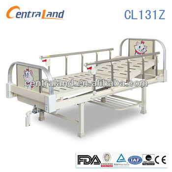 Manual Children Bed (Single-crank)