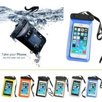 Waterproof Underwater Pouch Dry Bag Cover Case For iphone 6 4.7 6 Plus 5.5