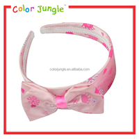 Best quality asian hair accessories, hot sale dance hair accessories for kids