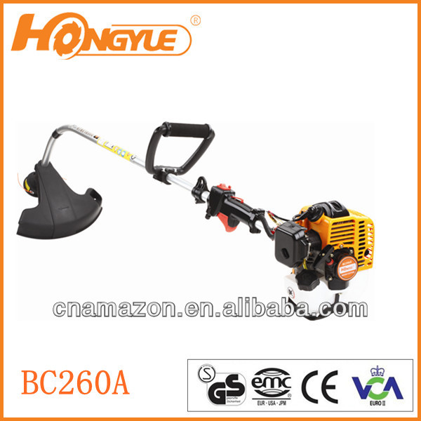 25.4cc mini hedge trimmers 260A with CE, GS approval for 1e34f engine