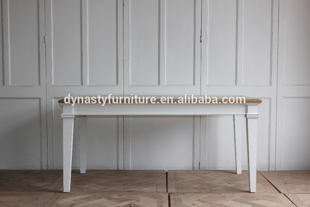 vintage french style japanese dining table