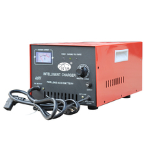 Portable 48V battery charger for electrombile