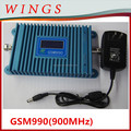 wifi repeater gsm990 blue cellphone signal repeater 2g/3g/4g signal booster With LCD 900MHz