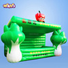 customized adveritisng inflatable vegetables booth tent