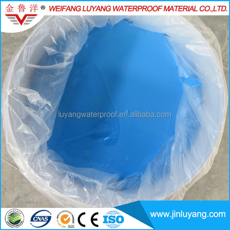 Single Component Paint Polyurethane Waterproofing Coating