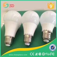 new products 2016 3W/5W/7W/9W/12W/15W 110V/220V Aluminum Plastic Housing globe led light bulbs with CE & RoHS