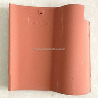 Exterior used clay roof tile, innovative building materials