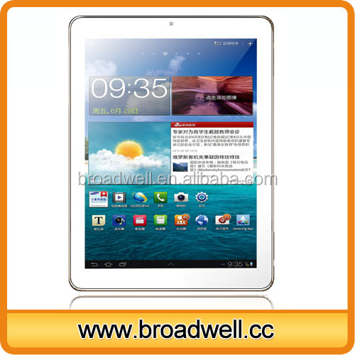 "Popular Design Metal Sell Hot Selling Cheapest Allwinner A20 Dual Core HD Screen 9.7"" Tablet"