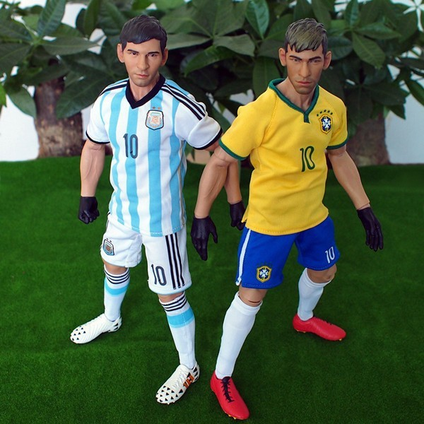custom action figure,football figure,miniature figure
