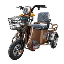 Eco-Commercial Thailand Electric Tricycle for Sale