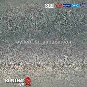 Metallic hpl/aluminum hpl/interior wall paneling/decorative board/fireproof board