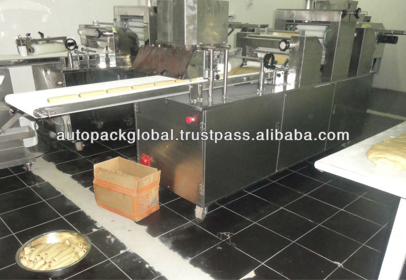 Nigeria Gala Roll Making Machine
