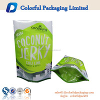 High quality custom printed ice furla candy plastic bags with clear window