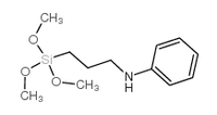 N-[3-(TRIMETHOXYSILYL)PROPYL]ANILINE