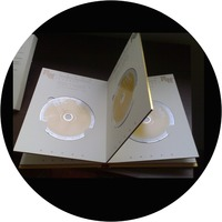 Full Color Customized Print Cd Dvd Replication