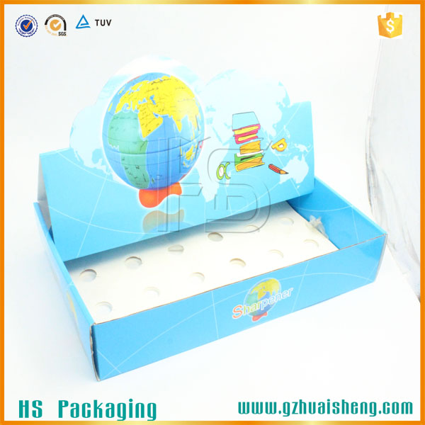 Hot Custom Corrugated Paper Cardboard for Doll Box For Display