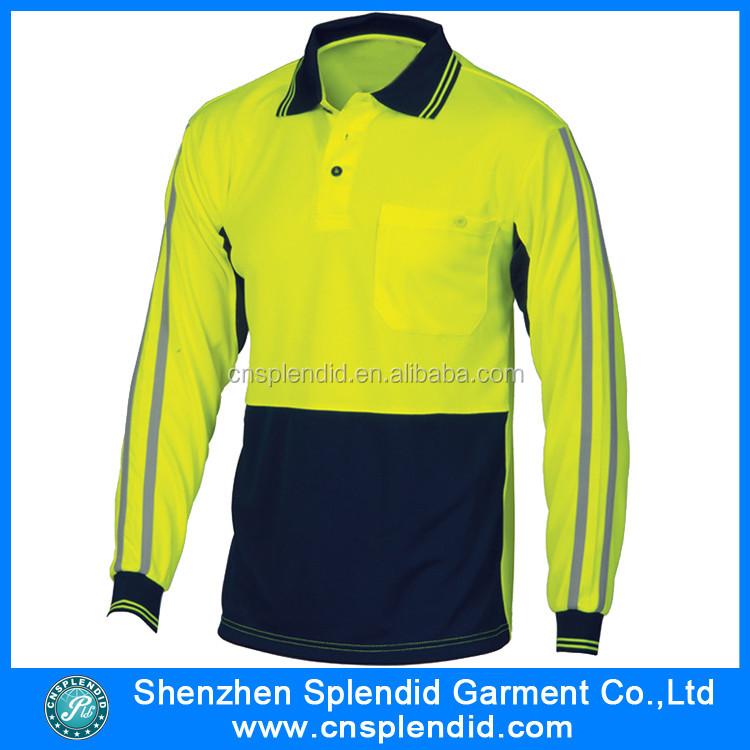 Wholesale cotton work uniform polo shirt buy uniform for Work uniform polo shirts