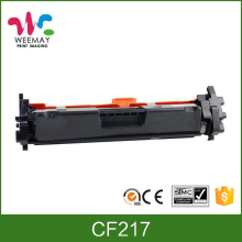 Black Toner Cartridges compatible for HP CF217A 17A